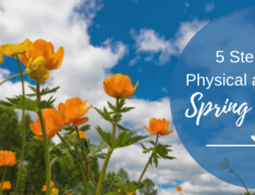 5 Steps to a Physical and Mental Spring Renewal